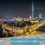 Almanya'da Ziyaret Edilecek En İyi Seyahat Destinasyonu
